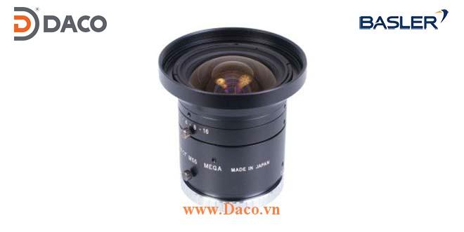 C10-0814-2M-S f8mm Ống kính Camera Basler Standard C-mount 1