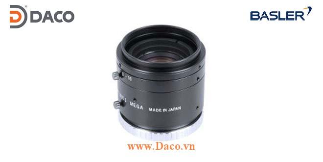 C10-2514-3M-S f25mm Ống kính Camera Basler Standard C-mount 1