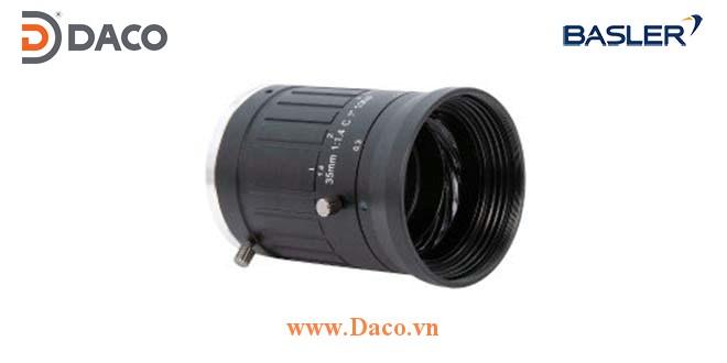 C10-3514-8M-S f35mm Ống kính Camera Basler Standard C-mount 1