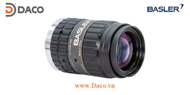 C11-2520-12M-P f25mm Ống kính Camera Basler Premium C-mount 1.1