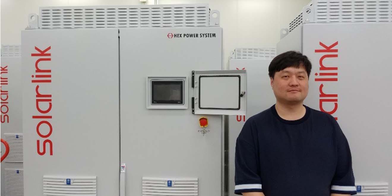 X2 Series-HMI Beijer Điều khiển hệ thống điện mặt trời-Ứng dụng