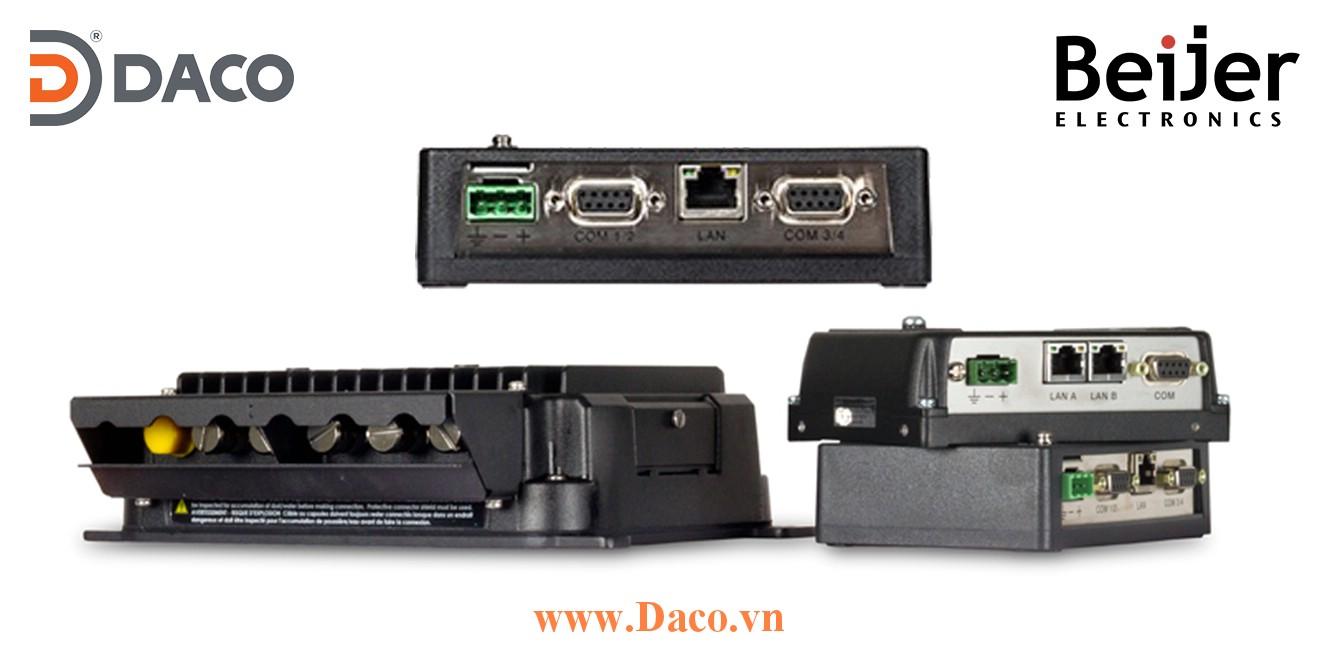 BoX2 Base Beijer Bộ Chuyển Đổi Giao Thức Kết Nối, Ethernet, Serial, USB, 24VDC
