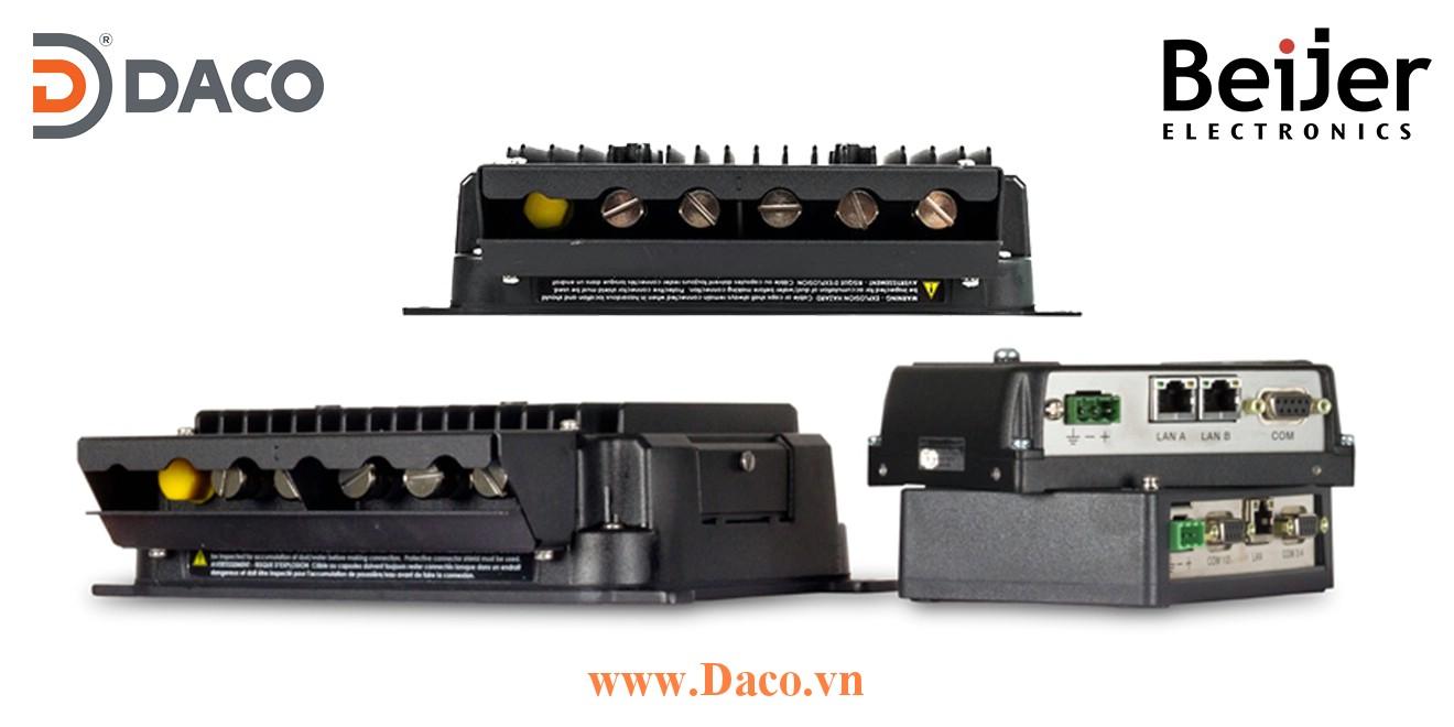 BoX2 Extreme Beijer Bộ Chuyển Đổi Giao Thức Kết Nối Phòng Nổ, Ethernet, Serial, USB, 24VDC