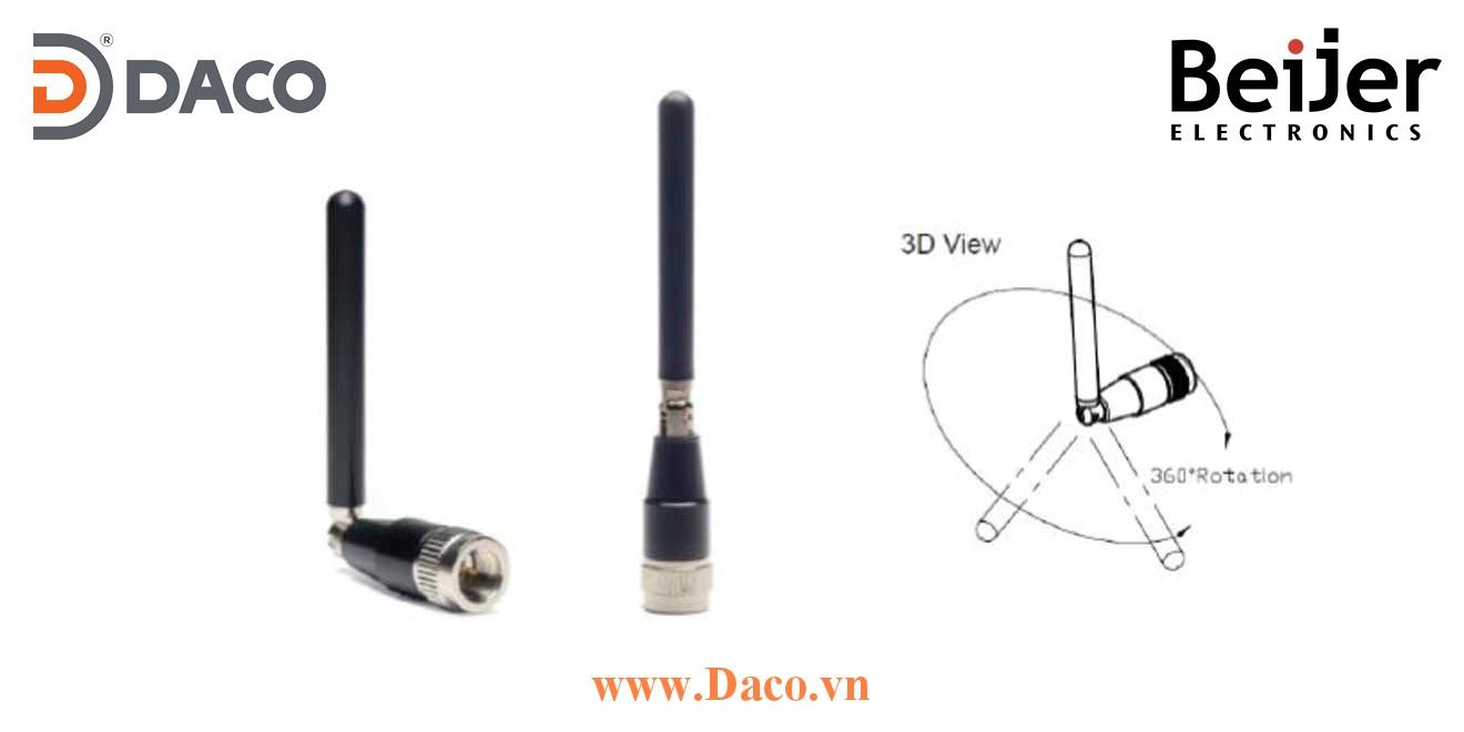 601-0001 Anten xoay băng rộng cao 7cm CloudVPN Gateway Beijer