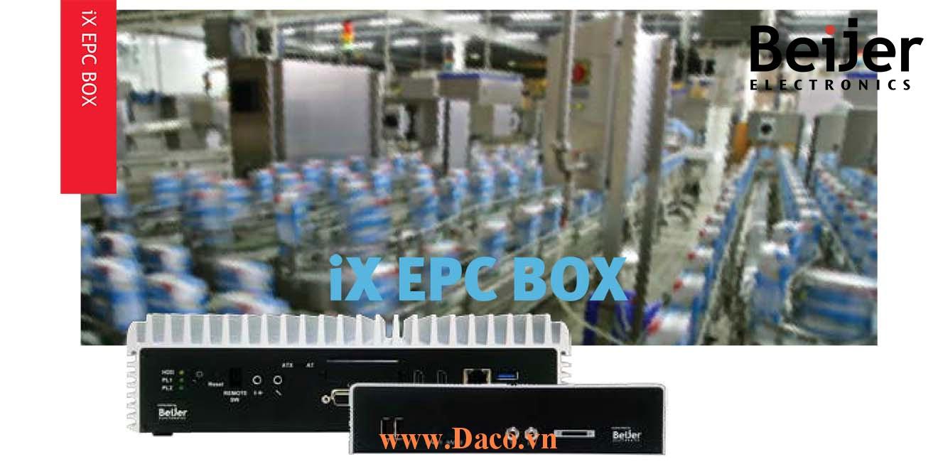iX EPC BOX-i7 4700EQ Máy tính công nghiệp SCADA Beijer iX EPC BOX