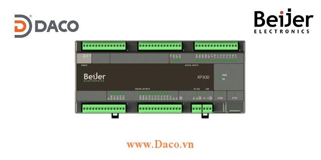 BCS-XP300 Beijer Bộ điều khiển PLC Nexto Xpress 32 DI/O, 0 AI/O, 0 RTD, Ethernet, Serial, USB, CAN, 24VDC