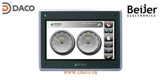 PWX8700T-N Màn hình cảm ứng SCADA HMI Beijer Hitech 7 Inch Màu
