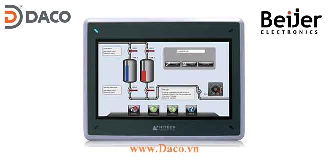 PWX8A00T-N Màn hình cảm ứng SCADA HMI Beijer Hitech 10 Inch Màu