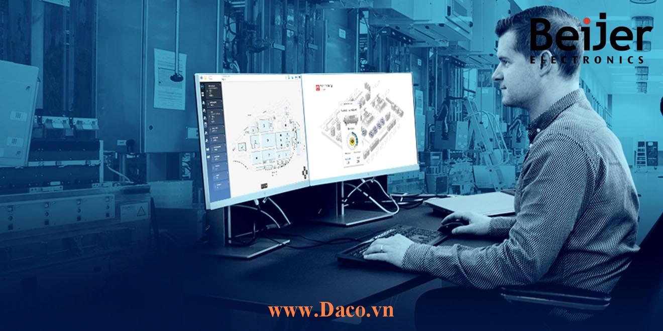 i4SCADA Introduce Beijer Hệ thống Phần mềm lập trình SCADA cho quản lý quá trình