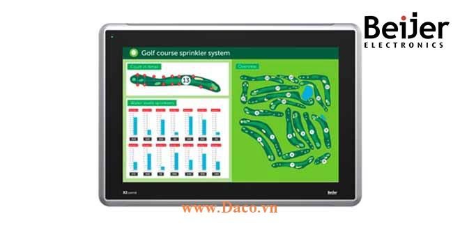 X2 Control 15 Màn hình cảm ứng CODSYS Beijer X2 Control 15 Màu IP65