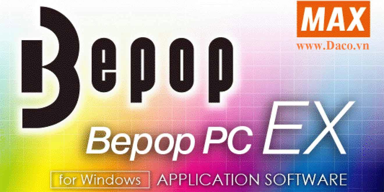 PC-EX Software Phần mềm & Hướng dẫn cài đặt Phần mềm Bepop