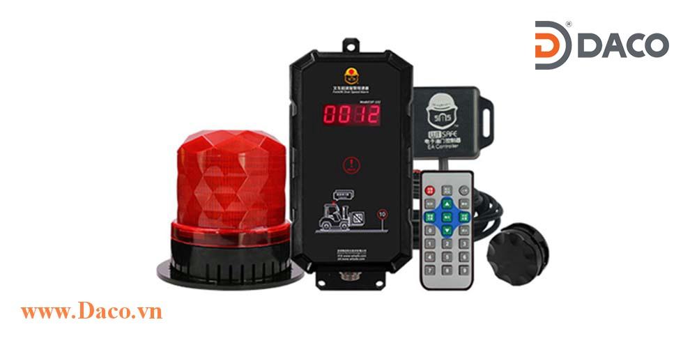 FLSZSF-102 Hệ thống cảnh báo giới hạn tốc độ xe-Xe nâng Forklift