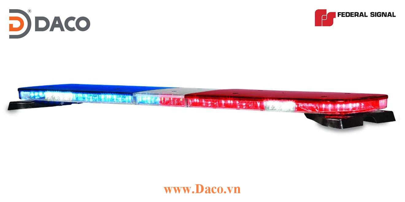 ALGT Allegiant Đèn hộp dài 113-134 cm LightBar xe ưu tiên Federal Signal-USA Mỹ