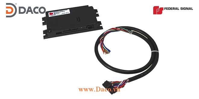 Serial Interface Module giao tiếp điều khiển đèn LightBar Federal Signal