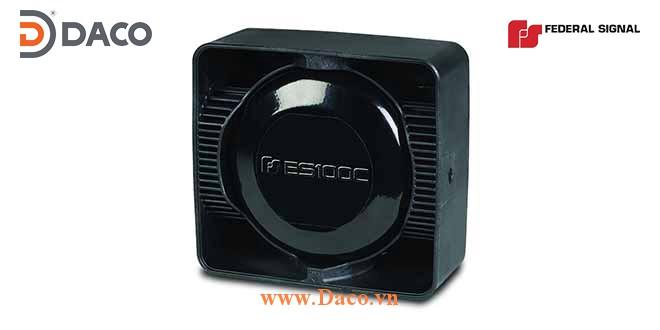 ES100C Loa dẹt cho bộ tạo tín hiệu âm ly còi hú  Công suất 100W