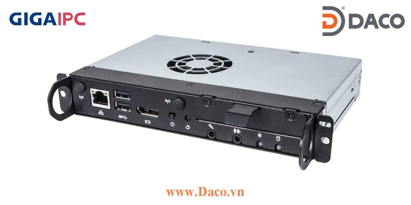 OPS-1900 Máy tính công nghiệp GigaIPC OPS Intel® Celeron® Processor J1900 thế hệ 5th