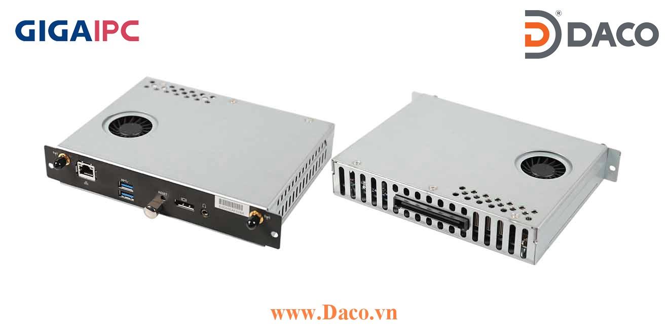 OPS-7400T Máy tính công nghiệp GigaIPC OPS Intel® Core™ Processor thế hệ 7th