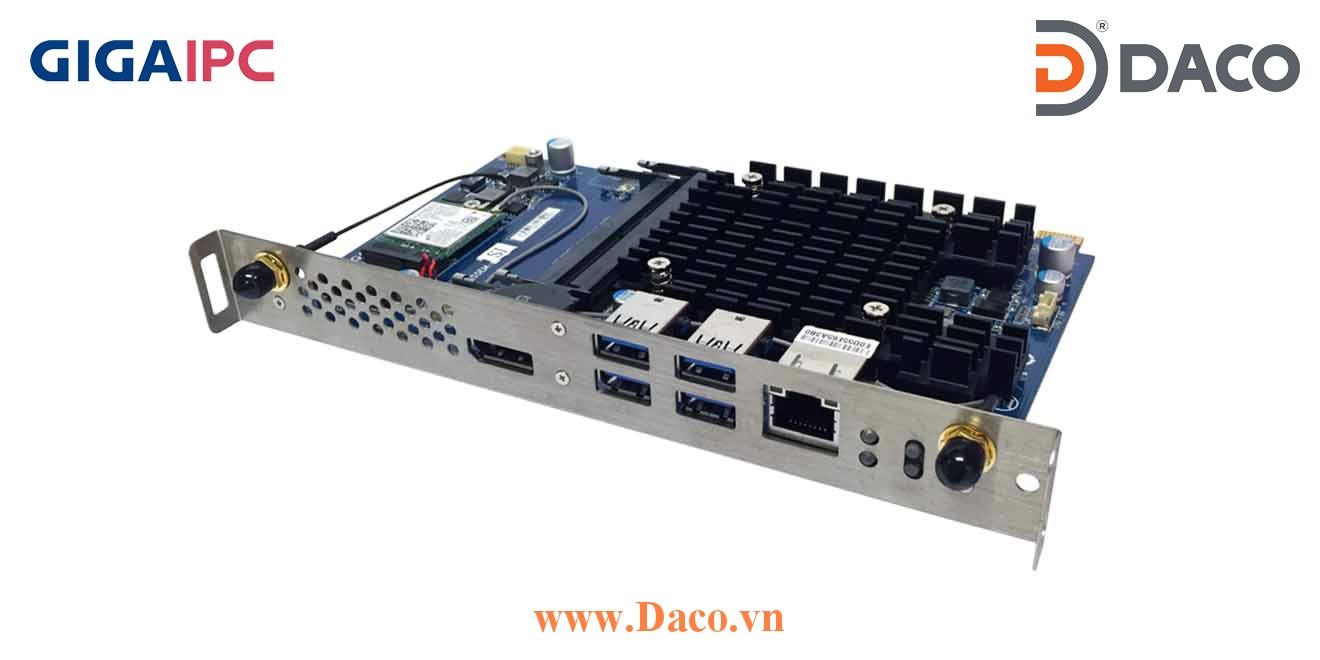 SDM-4000L Máy tính công nghiệp GigaIPC SMD Intel® N4000 Processor