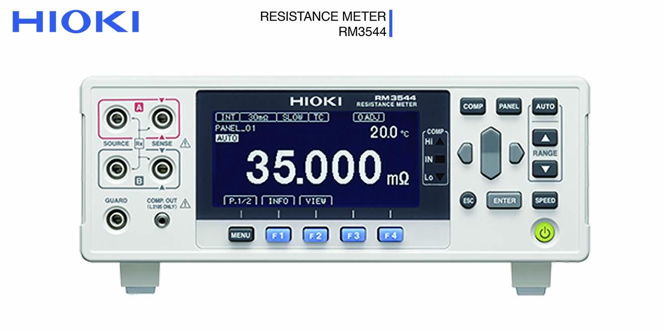 RM3544 Máy đo điện trở số Hioki Japan
