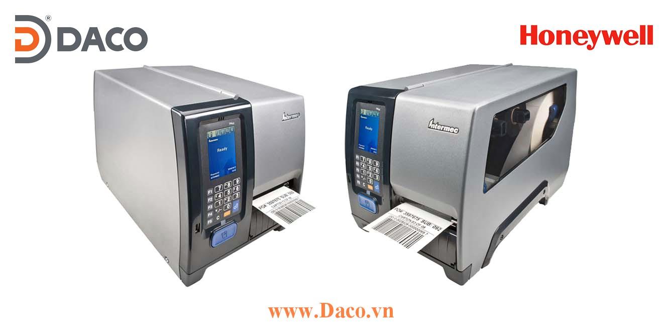 PM43-PM43C Máy in nhãn Barcode Qrcode công nghiệp Honeywell hiệu suất cao