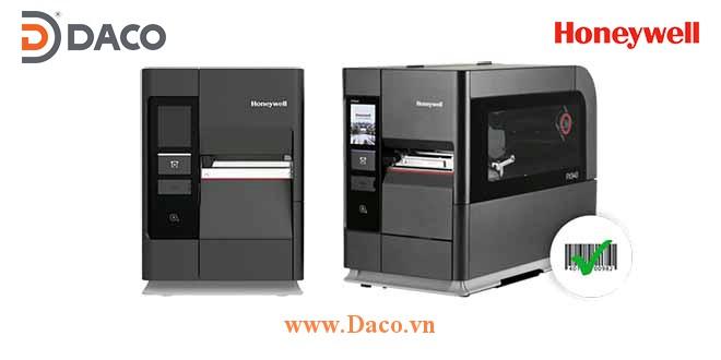 PX940 Máy in nhãn Barcode Qrcode công nghiệp Honeywell hiệu suất cao