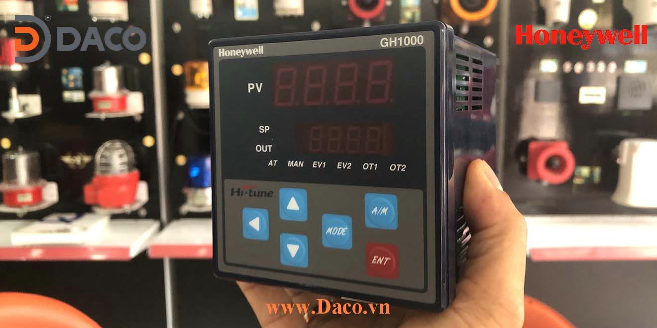 Bộ điều khiển nhiệt độ GH1000IOA001-G Honeywell
