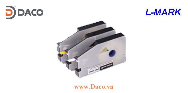 LM512WL Băng nhãn in cho máy in ống lồng đầu cốt LK330 Lmark 12mmx20m màu Trắng