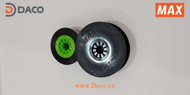 LM-IR300B Hình ảnh thực tế Băng mực máy in ống lồng đầu cốt MAX Letatwin LM370A, LM380E, LM390Am LM550E, LM550A