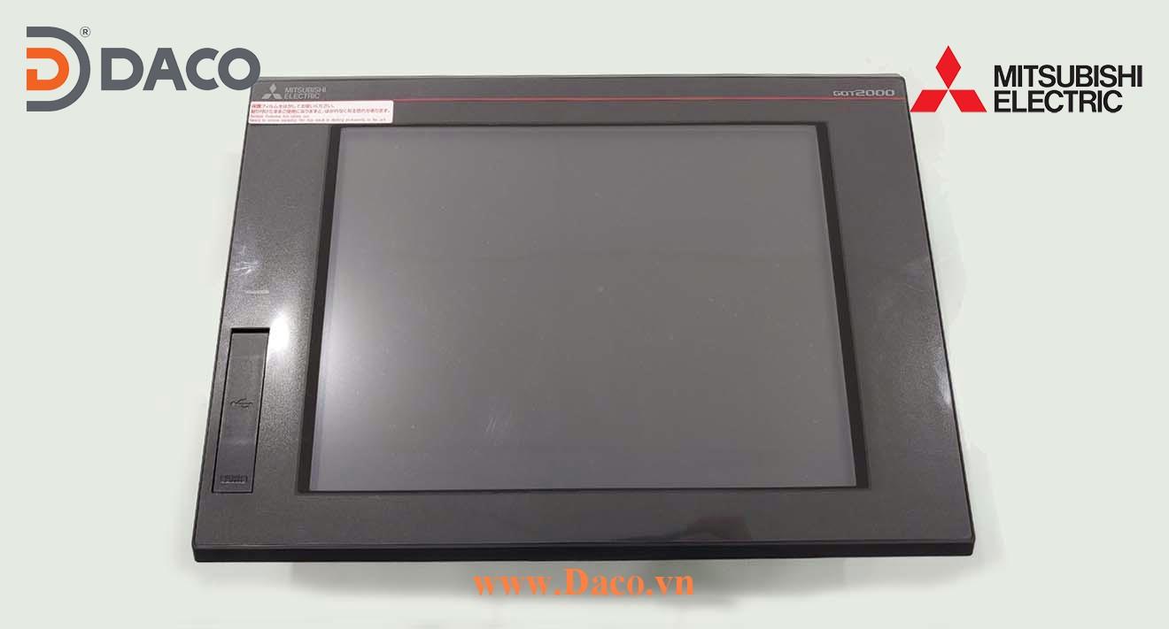 GT2710 Hình ảnh thực tế Màn hình cảm ứng HMI Mitsubishi 10.4 Inch