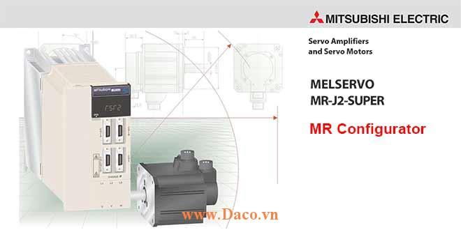Mr-J2S-Configurator Phần mềm cấu hình Servo Driver Mitsubishi MR-J2S