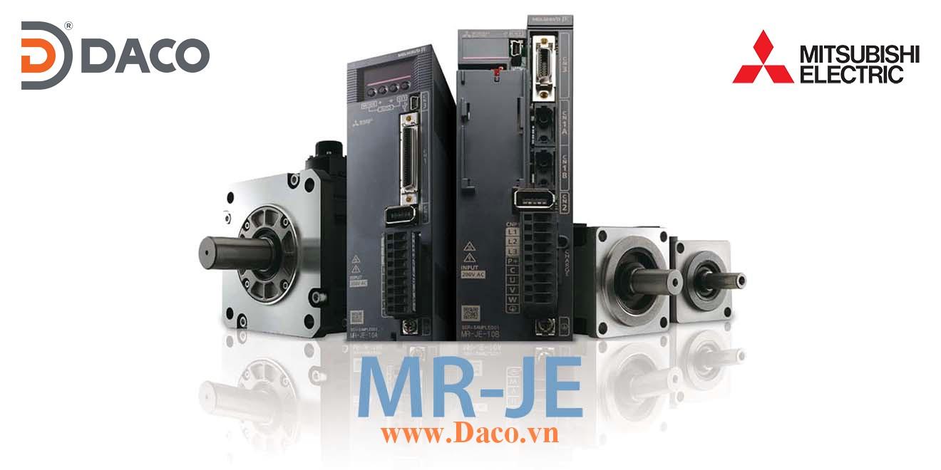 Mr-JE-Configurator Phần mềm cấu hình Servo Driver Mitsubishi MR-JE