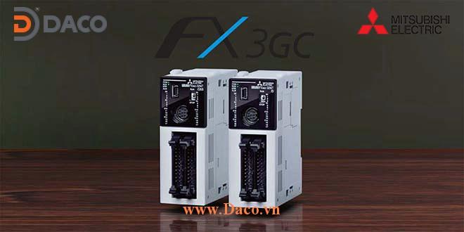 FX3GC Bộ điều khiển lập trình PLC Mitsubishi