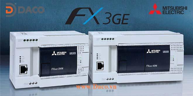 FX3GE Bộ điều khiển lập trình PLC Mitsubishi