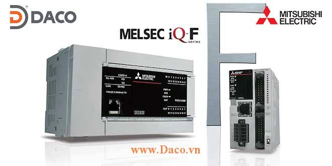 FX5UC Bộ điều khiển lập trình PLC Mitsubishi