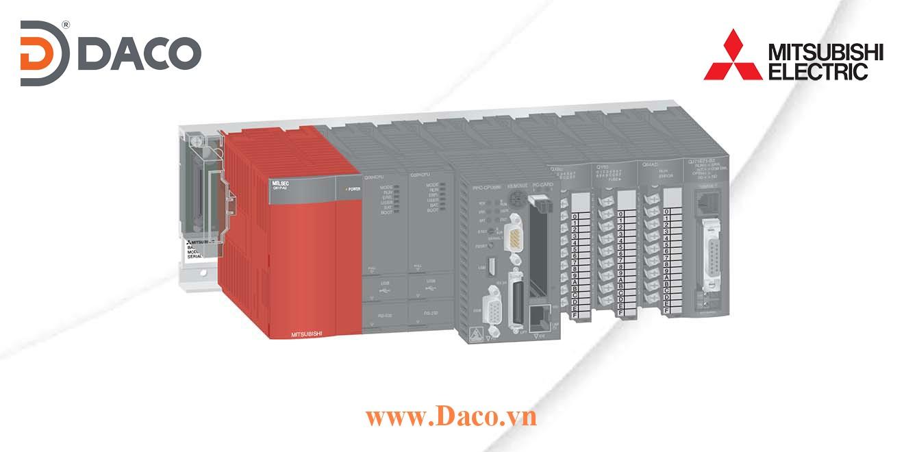 Redundant QCPU Bộ điều khiển lập trình PLC Mitsubishi