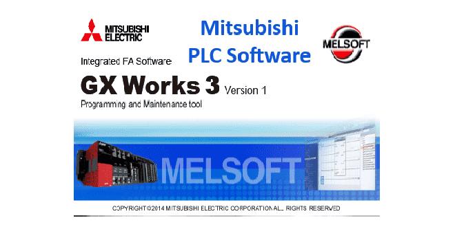 GX Works 3 Phần mềm lập trình Mitsubishi