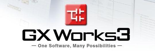 GX Works 3 V1-Phan mem lap trinh Mitsubishi