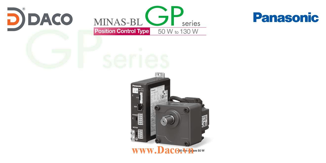Bộ điều khiển động cơ không chổi than MBEG MINAS-BL GP Series Panasonic