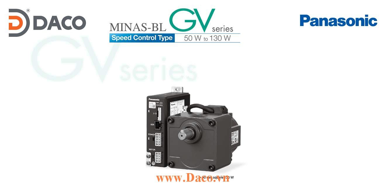Bộ điều khiển động cơ không chổi than MBEG MINAS-BL GV Series Panasonic