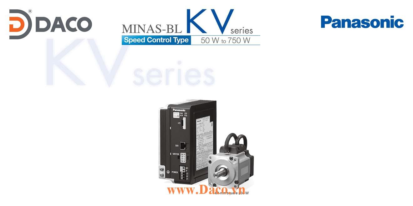 Bộ điều khiển động cơ không chổi than MBEK MINAS-BL KV Series Panasonic