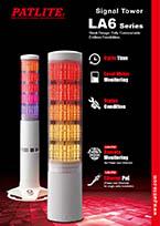 Patlite Catalogue LA6 Signal Tower