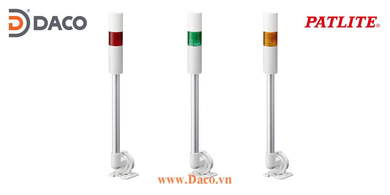 LR5-102QJNW-Y Đèn báo tháp Patlite Φ50 Bóng LED 1 tầng IP65