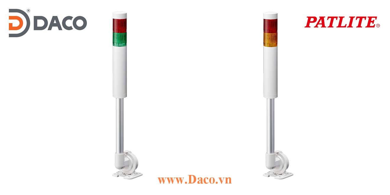 LR5-202QJNW-RG Đèn báo tháp Patlite Φ50 Bóng LED 2 tầng IP65