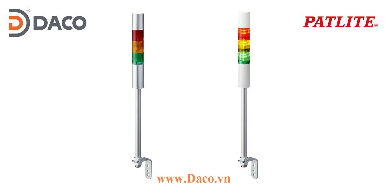 LR5-302LJNW-RYG Đèn báo tháp Patlite Φ50 Bóng LED 3 tầng IP65