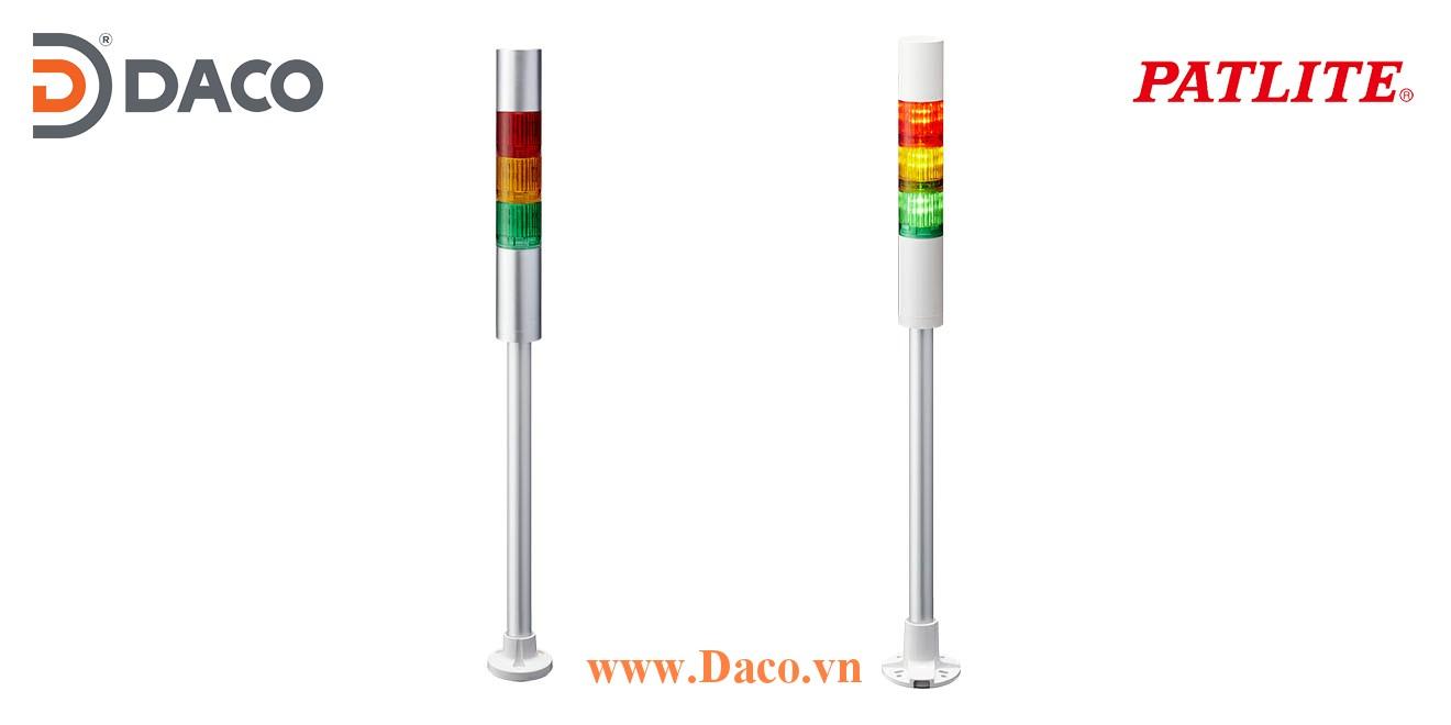 LR5-302PJNW-RYC Đèn báo tháp Patlite Φ50 Bóng LED 3 tầng IP65