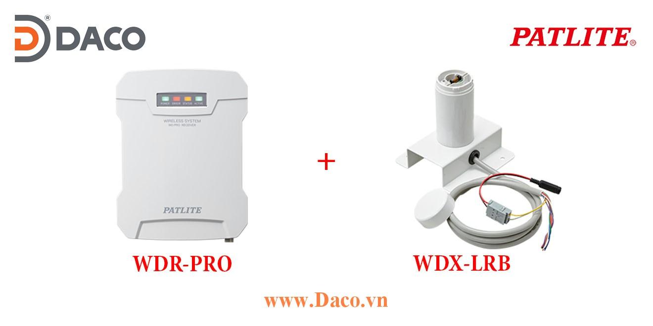 WD-START Bộ kít cấu hình cho bộ phát không dây đèn tháp Patlite WDT-LR-Z2