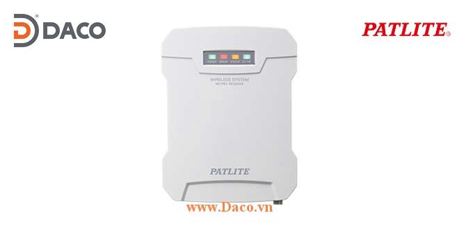 WDR-LE-Z2-PRO Bộ thu tín hiệu không dây từ đèn tháp Patlite LR, LME, LE
