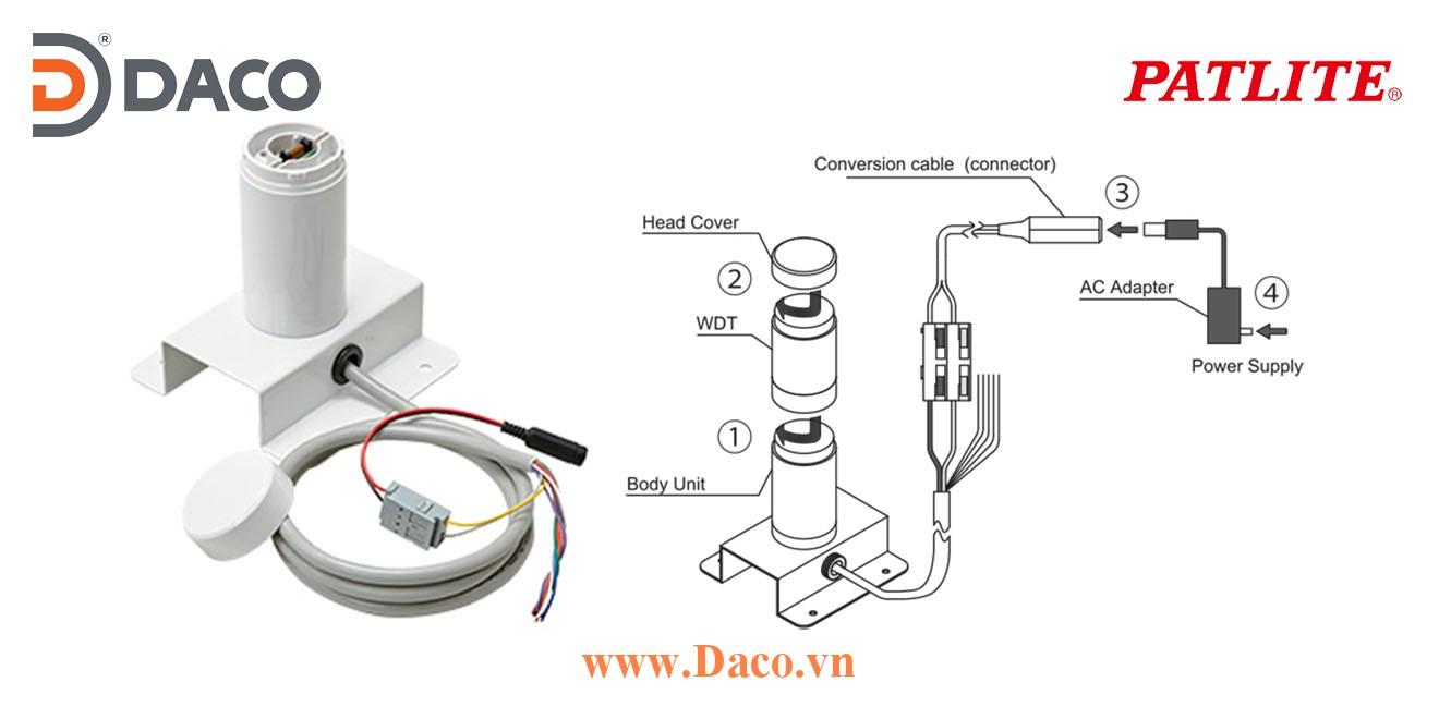 WDX-LRB Module cấu hình cho bộ phát không dây đèn tháp Patlite WDT-LR-Z2