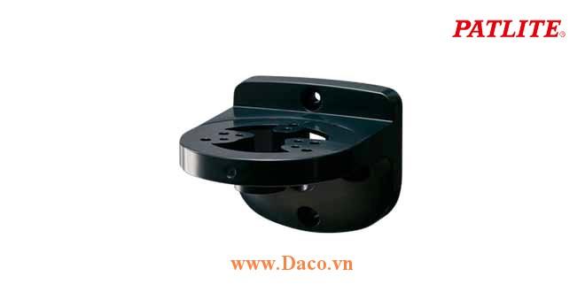 SZK-101 Chân gá gắn tường cho đèn báo Patlite Φ80, 100, SL08, SL10, SKS, SKH, SF08, SF10, Nhựa PC