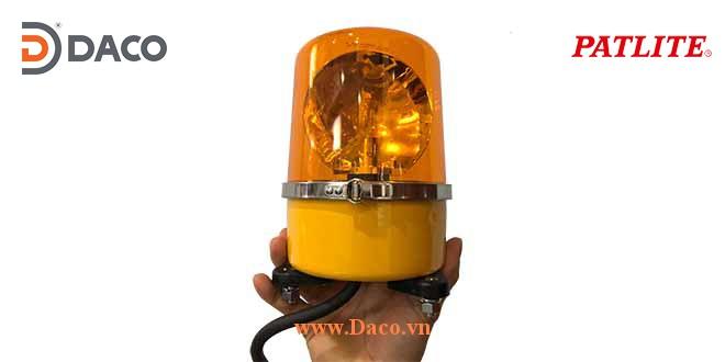 SKP-A Hình ảnh thực tế Đèn quay chuyên dụng báo hiệu cho xe nâng Patlite